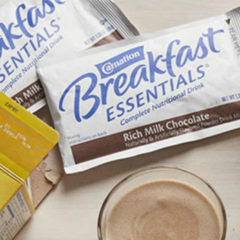 Free Carnation Breakfast Essentials Sample!!
