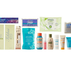 FREE Beauty Sample Box (after credit)!