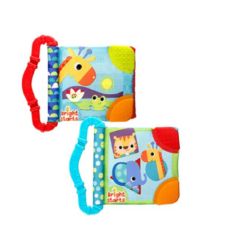 Bright Starts Teethe & Read Teether Books 2-Pack ONLY $5.59 (reg. $10.29)!