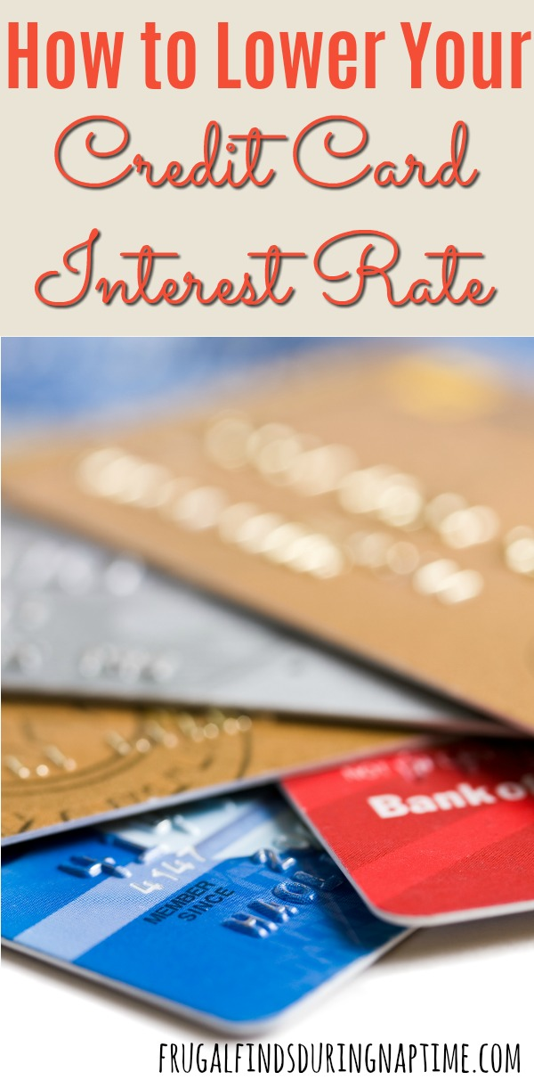 A lower credit card interest rate means less money out of pocket. Use these tips to lower your credit card interest rate.