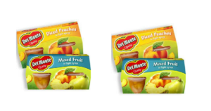 *Triple Stack* on Del Monte Fruit Cups at Target!