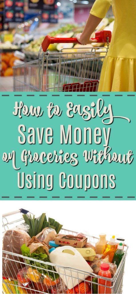 Want to save money on your grocery bill, but don't have time to clip coupons? Try these tips to save without using coupons to save!