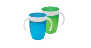 2-pack of Munchkin Miracle 360 Trainer Cups ONLY $6.66!