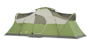 Prime Day: Coleman Montana 8-Person Tent Only $67.99