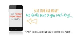Get Deals TEXT to You!