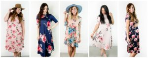 Dresses 50% Off + FREE Shipping!