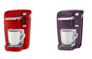 Keurig Mini Coffee Brewer $59.49 (reg. $119.99)! PERFECT for Dorm Rooms!