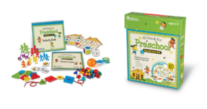 Learning Resources All Ready for Preschool Readiness Kit $11.66 (reg. $29.99)!