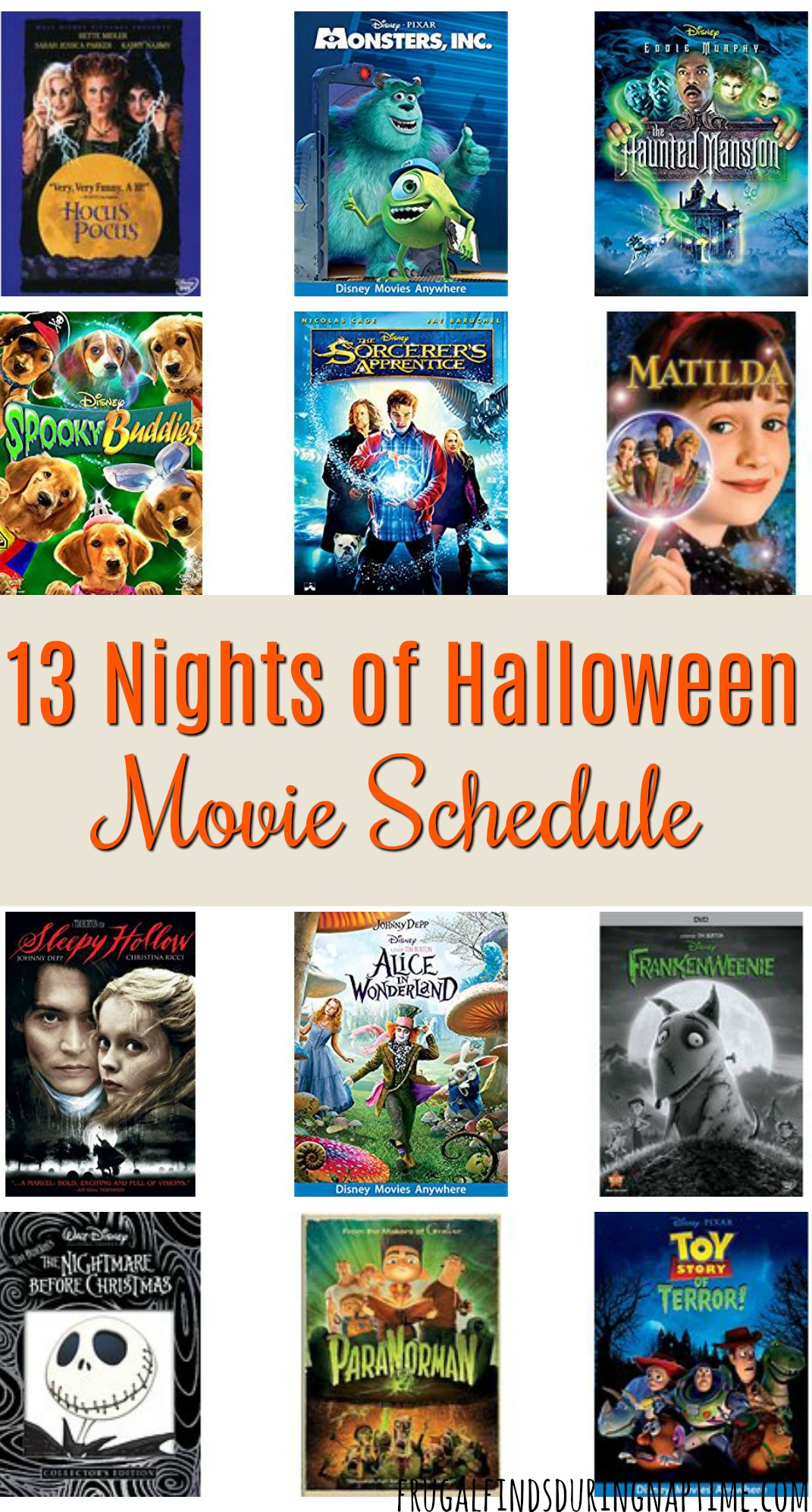 pop some popcorn and sit back to enjoy some halloween movies 13 nights of