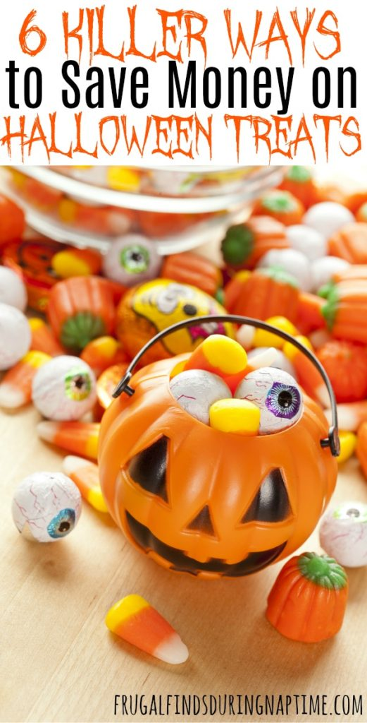The average consumer spends almost $90 per person on Halloween! With the holidays around the corner, that's a lot of extra money to spend on Halloween Treats and Candy for classroom parties and Trick-or-Treaters. Check out these killer ways to save money on Halloween Treats from @FFDNT.