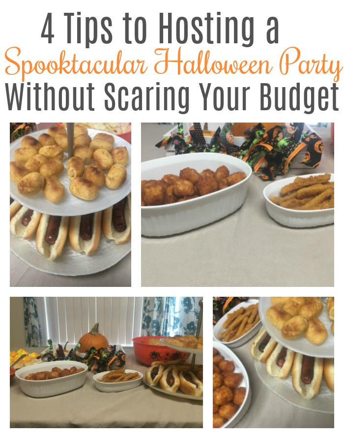 Parties can be a budget buster. See how you can throw a spooktacular Halloween Party without scaring your budget this October! #ad #WMDeliciousDisguises