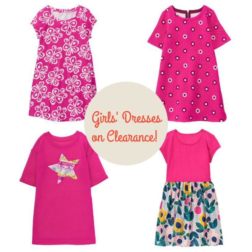 Little girls will adore these fantastic clearance finds, and you'll love the prices. We've got everything from girls dresses, trousers and tops to designer jackets and coats.