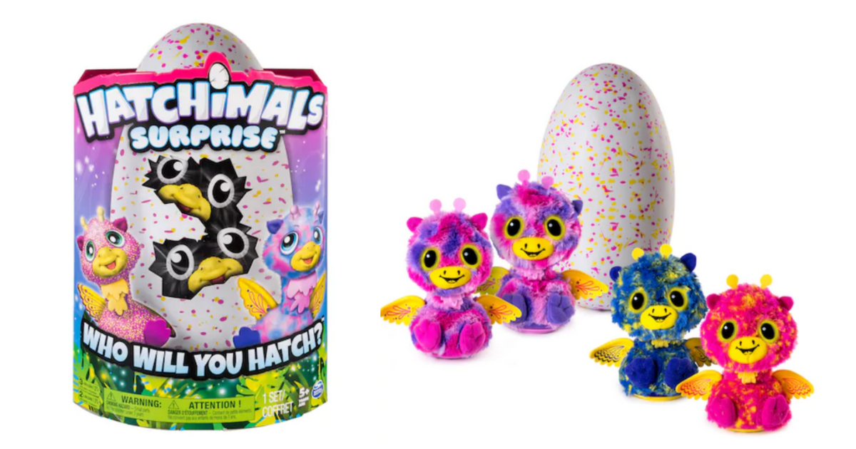Twin Surprise Hatchimals