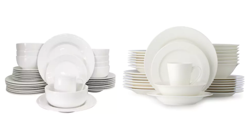 40-Piece Food Network Dinnerware Set 65% Off!  sc 1 st  Frugal Finds During Naptime & AWESOME! 40-Piece Food Network Dinnerware Set 65% Off! - Frugal ...