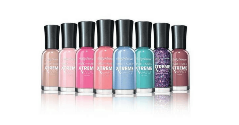 Time to Paint Your Nails! Sally Hansen Nail Polish $0.39 Each ...