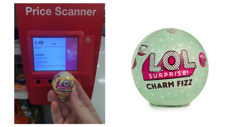 Score L O L Surprise Charm Fizz On Clearance Frugal Finds