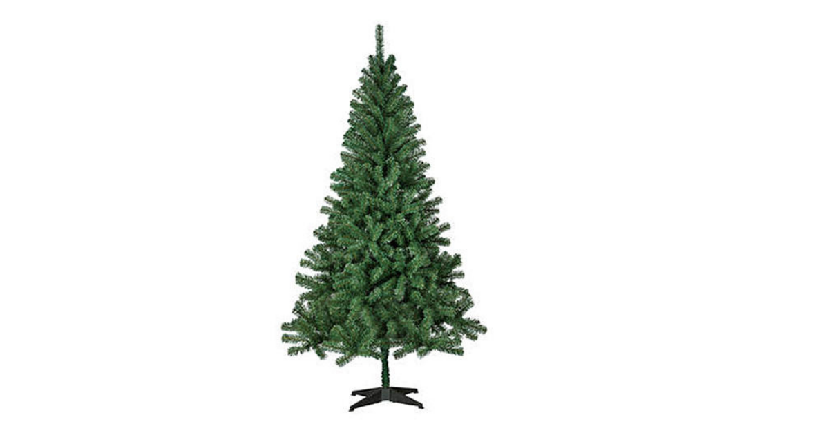Christmas Tree Kmart - Frugal Finds During Naptime
